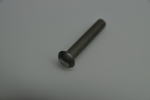 axis of rollers rubber upper front support