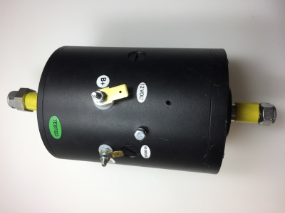 Alternator 12 volts (without fan, support or pulley) for 15/6