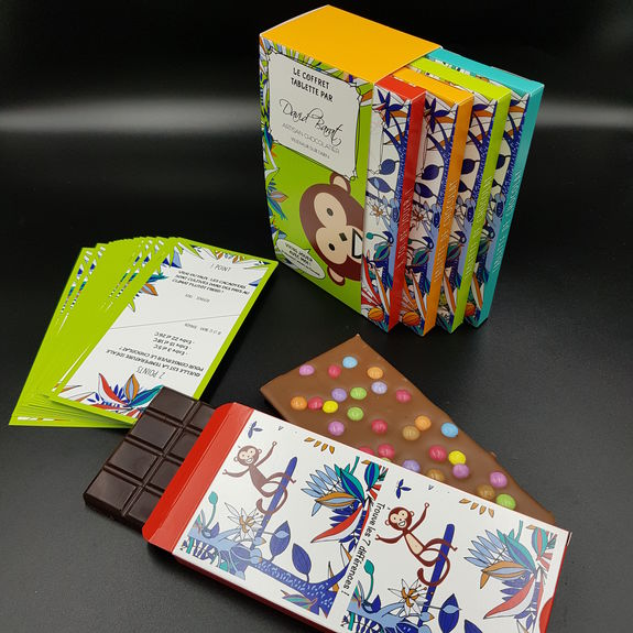 Coffret Chocoquizz