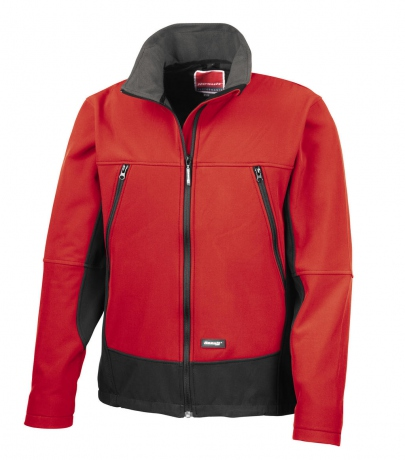 Mode hommes - softshell avec manches