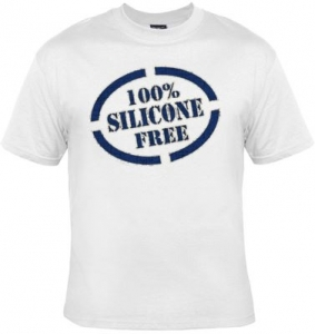T-shirt femme manches courtes - Silicone Free - sans silicone - Humour - 12055