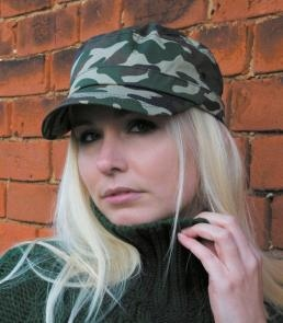 Casquette army urban camo - RC059 - camouflage vert olive