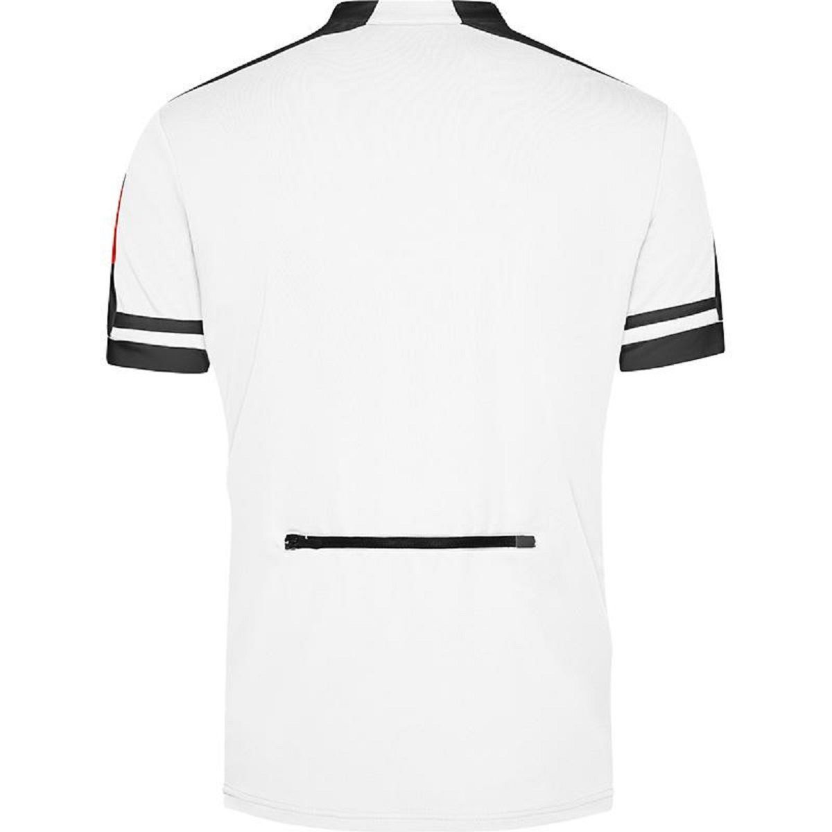 maillot cycliste - homme - JN452 - blanc