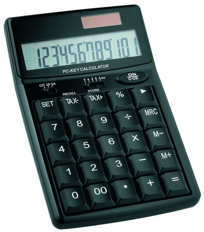 Calculatrice noir 776-00