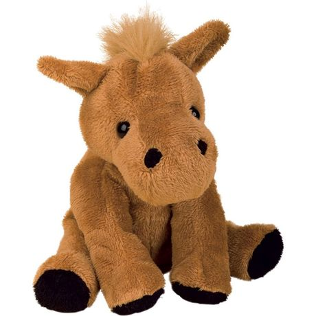 Peluche cheval Claudia - 60035 marron