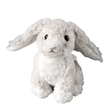 Peluche lapin Bettina - 60629 blanc