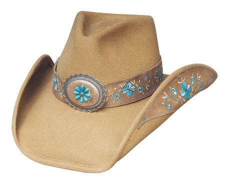 Chapeau country All for good - 0476CA - beige
