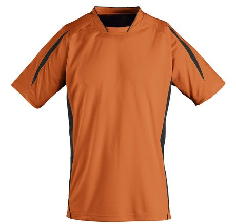 Maillot de foot enfant MARACANA KIDS 01639 - orange