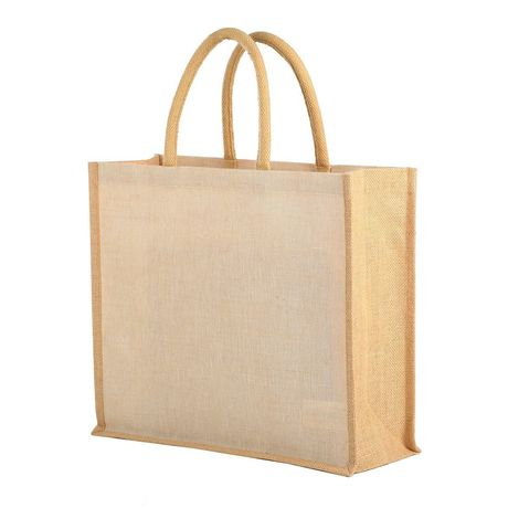Sac en toile shopping - 1113 - naturel