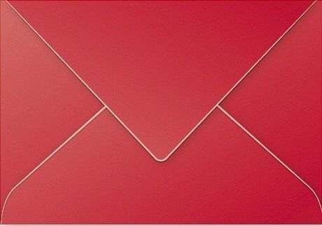 20 enveloppes CLAIREFONTAINE POLLEN C5- 162x229 - ROUGE GROSEILLE