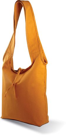 Sac shopping en coton Canvas - KI0212 - orange