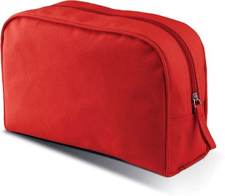 Trousse de toilette - KI0710 - rouge