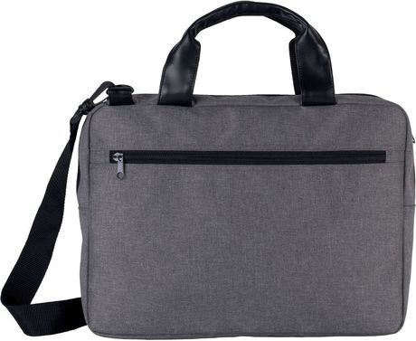 Sac porte documents - ordinateur - KI0426 - gris clair