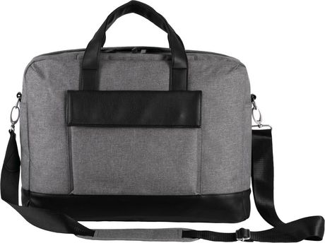 Sac porte ordinateur business - KI0429 - gris