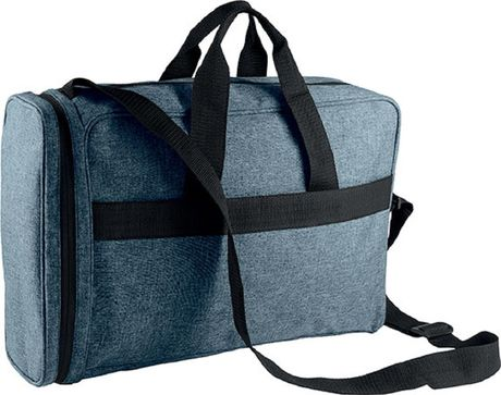 Sac porte documents/ordinateur - KI0421 - bleu