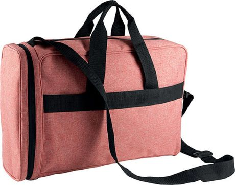 Sac porte documents/ordinateur - KI0421 - rouge