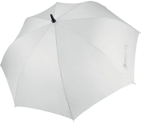 Grand parapluie de golf - KI2008 - blanc