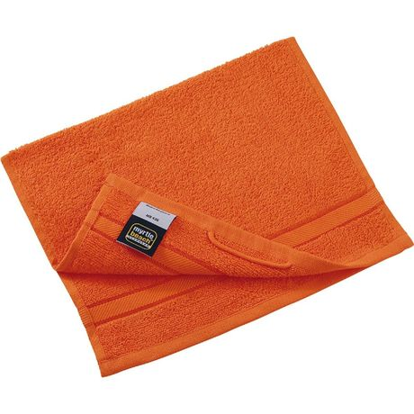 Serviette d'invité - éponge - MB436 - orange