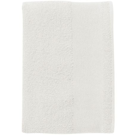 Lot 10 serviettes de toilette hotellerie - 50 x 100 - 89000 - blanc