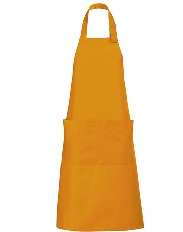 Tablier long avec poches - 88010 - orange