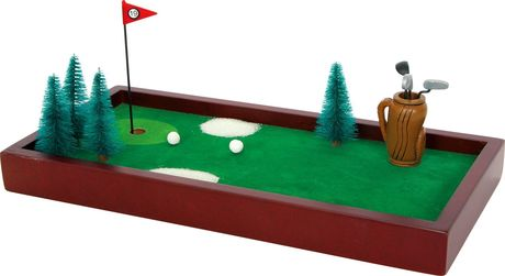 Jeu d'adresse Golf de table - 6098