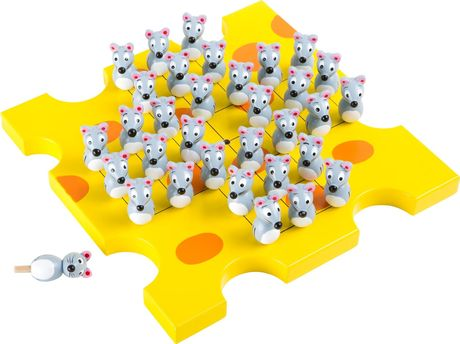 Solitaire Souris & fromage - 10164