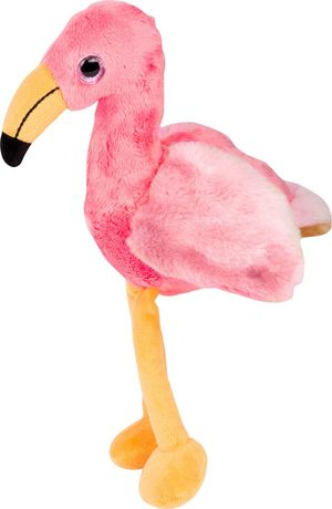 Peluche Flamand rose - 11247