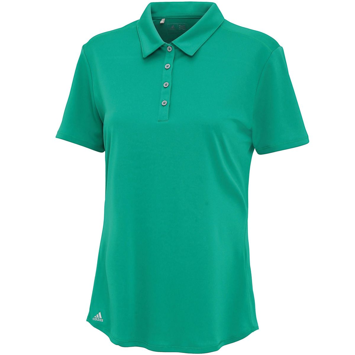 Polo performance ADIDAS manches courtes femme AD029 vert