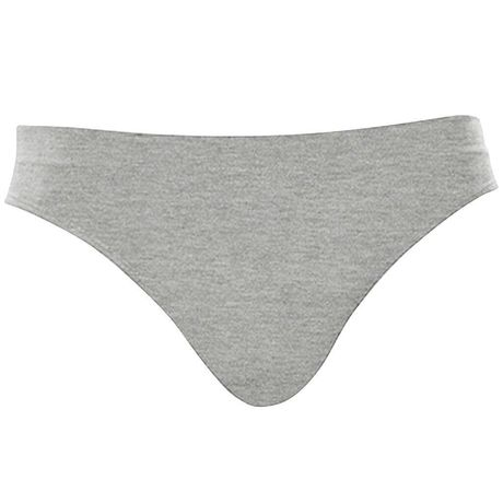 Lot 3 slips Homme - AQ093 - gris