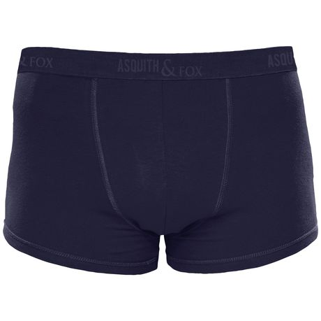 Lot 2 caleçons shorty - Homme - AQ091 - bleu marine
