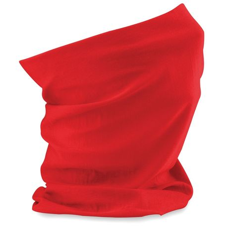 Echarpe tubulaire - tour de cou adulte - B900 - rouge bright