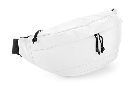 Sac banane grand volume BG143 - blanc