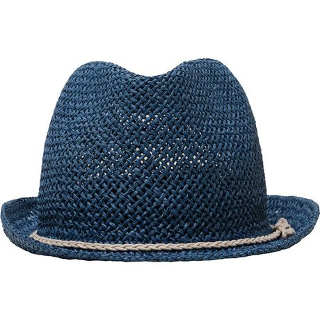 Chapeau - MB6705 - bleu denim