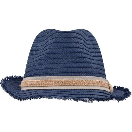 Chapeau - MB6703 - bleu denim