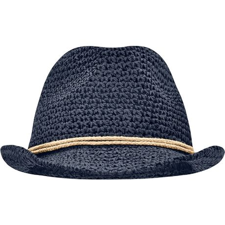 Chapeau - MB6704 - bleu denim