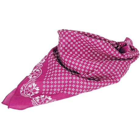 Bandana carré - MB6400 - rose fuchsia
