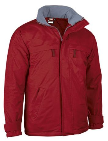 Parka - Homme - REF BOREAL - rouge