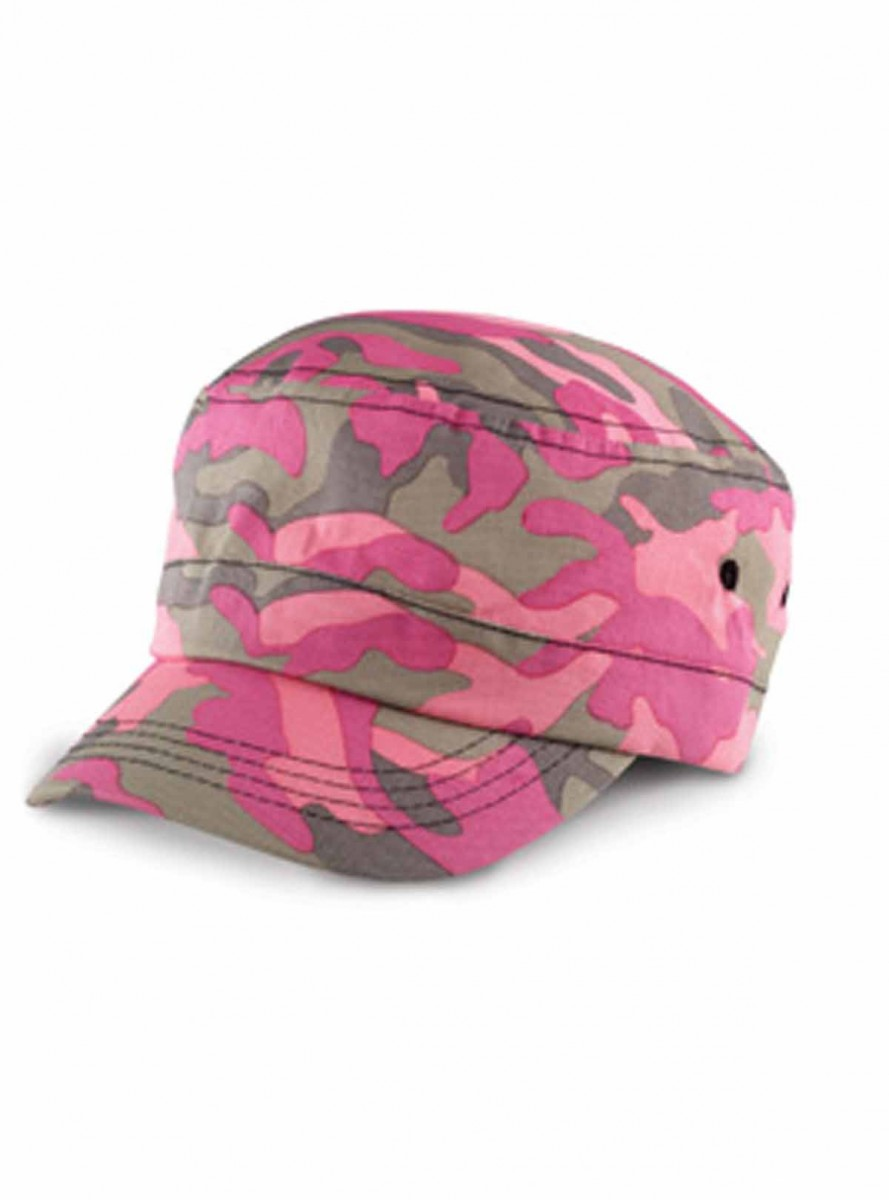 Casquette army urban camo - RC059 - camouflage rose