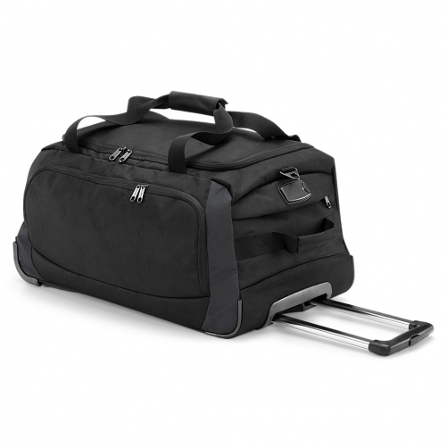 Grand sac de voyage trolley - 65 L - Wheely travel bag - QD970 - noir