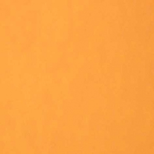 Lot 12 feuilles papier bristol cartonné 160 g - JAUNE ORANGE- A4
