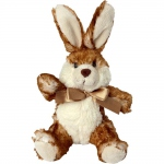 Peluche lapin - STEPHANIE - 60022 - marron