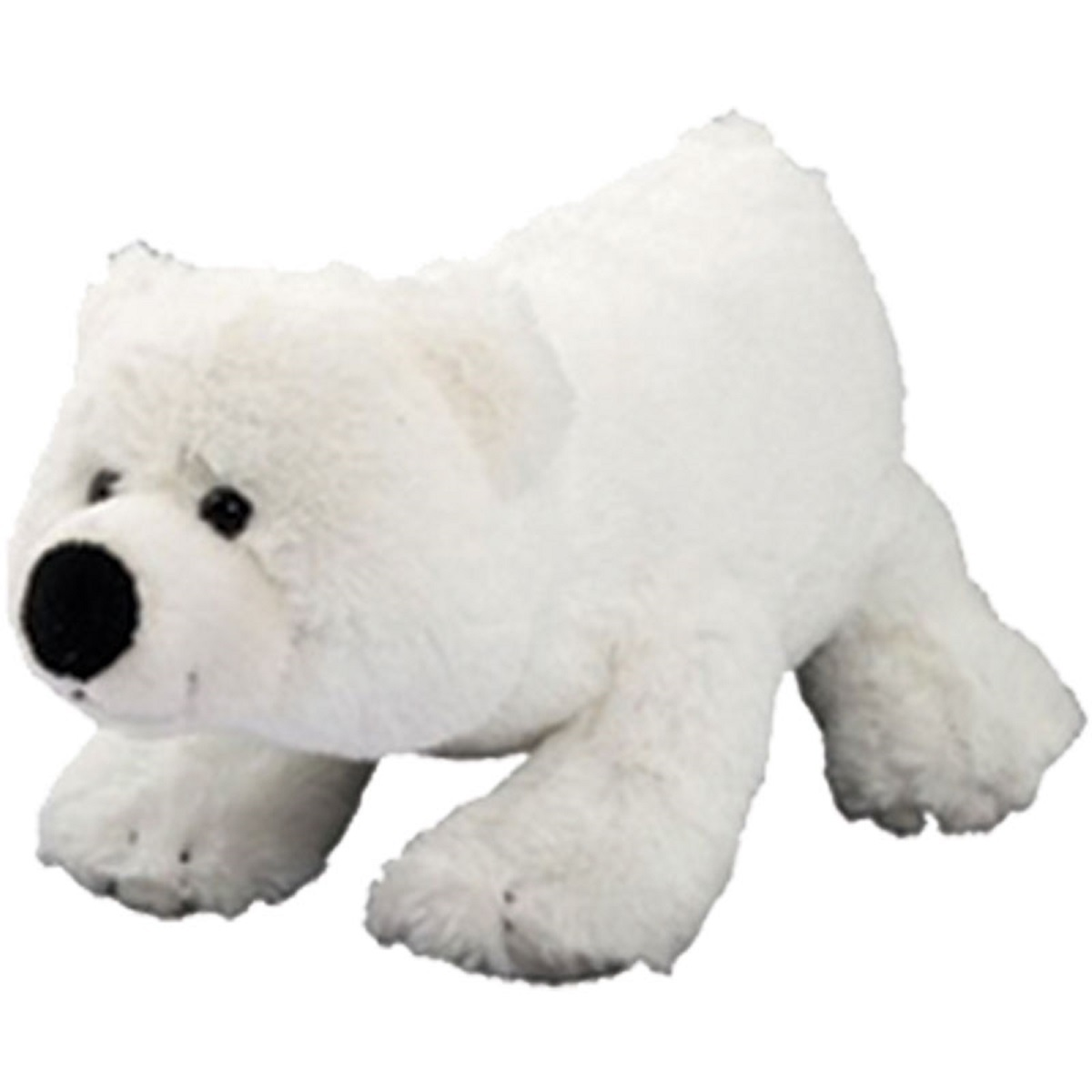 Peluche ours polaire - FREDDY - 60028 - blanc
