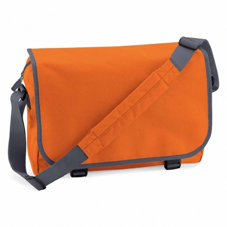 Sac bandoulière sacoche porte documents -  BG21 - orange