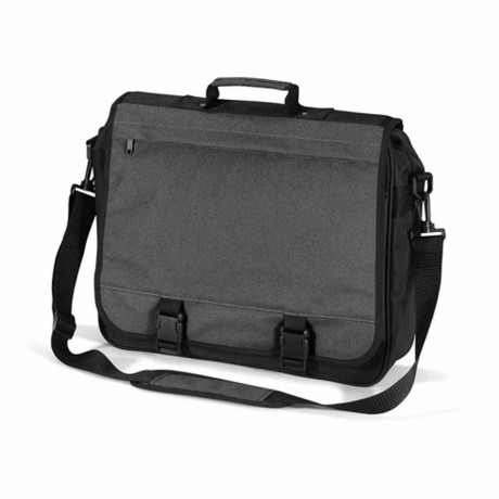 Sac Bandoulière porte documents - BG33 - gris graphite
