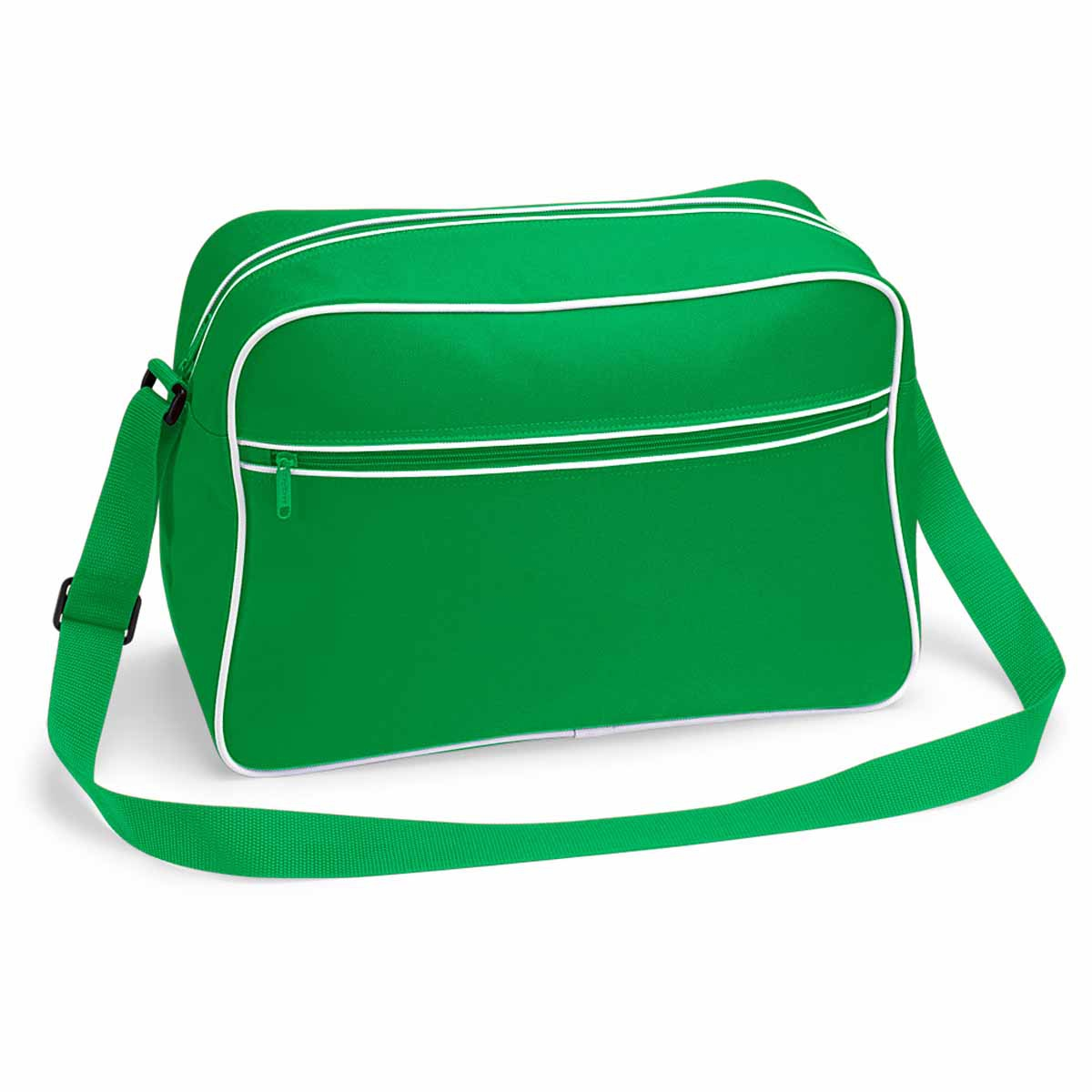 Sac bandoulière retro shoulder bag BG14 - vert pur
