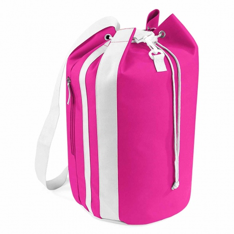 Sac marin paquetage polochon piscine - Sea bag - BG227 - rose fuschia