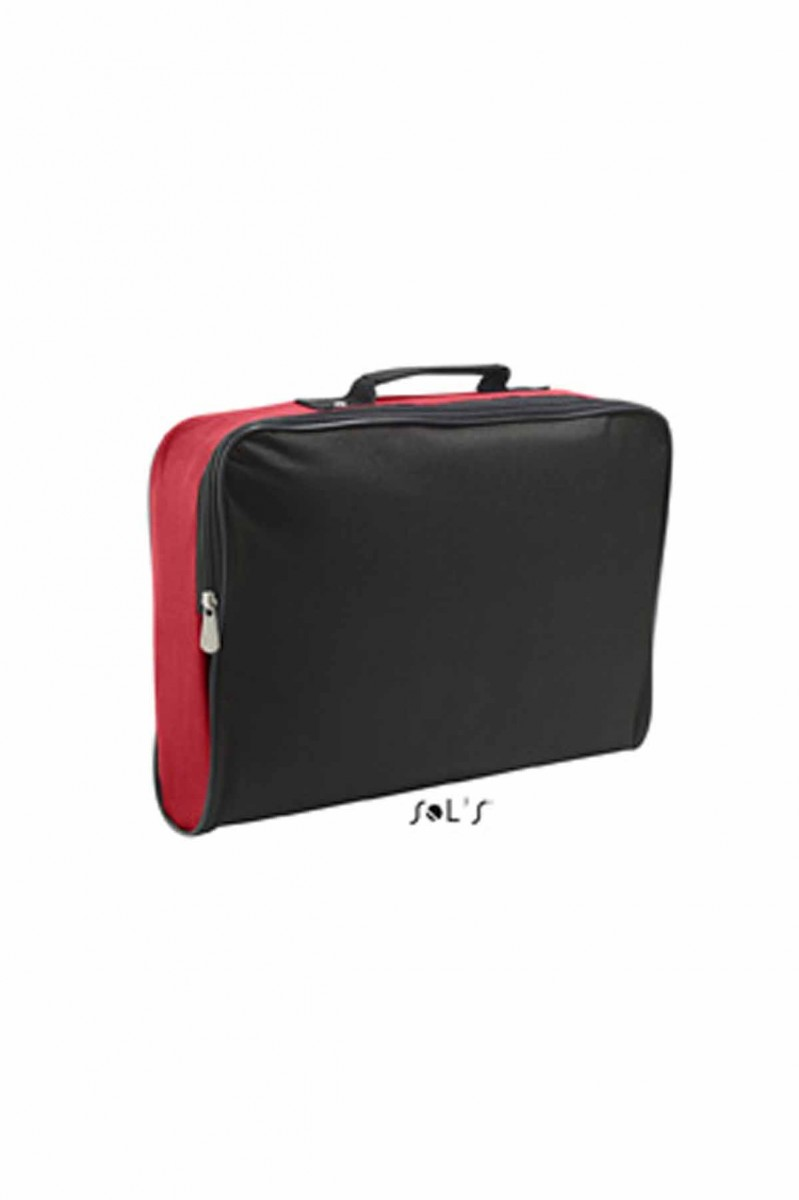Sacoche porte-documents - 71100 - rouge