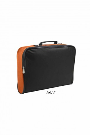 Sacoche porte-documents - 71100 - orange