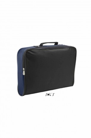 Sacoche porte-documents - 71100 - bleu marine
