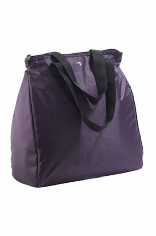 Sac isotherme repas style sac à main - 77600 - violet prune